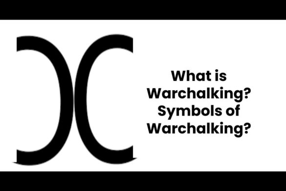 What is Warchalking? Symbols of Warchalking?